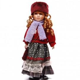 Кукла большая фарфоровая