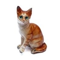 """"""" Кот рыжий сидит"""""""